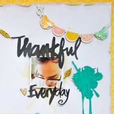 Thankful Everyday by
