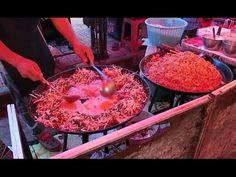 Street food around the world, Bangkok street food in Thailand compilation Healthy Fast Food Places, Fast Healthy Meals, Asian Street Food, Japanese Street Food, Bangkok, Thailand, Quick Healthy Meals, Street Food