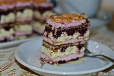 Fancy Desserts, Delicious Desserts, Dessert Recipes, No Cook Meals, Tiramisu, Cheesecake, Food And Drink, Sweets, Baking
