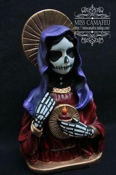 Santa Muerte Grande
