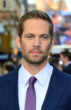 """Paul Walker attends the world premiere of """"Fast & Furious 6"""" in London on May 7, 2013."""