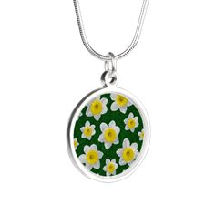 Spring Daffodils Necklaces