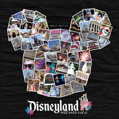 Disneyland Memories - Scrapbook.com