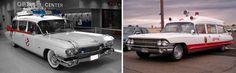 Ghostbusters ECTO 1 (Cadillac Ambulance) - Dark Roasted Blend: Awesome Vintage Ambulance Cars