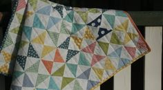 Early in March {my how that flew!} a great friend of mine welcomed a very handsome little man into her family, and in true form, we have started a new quilting project {sad when there are so many oldies laying around…} and one I would love to share with you. And so hugo {not real…