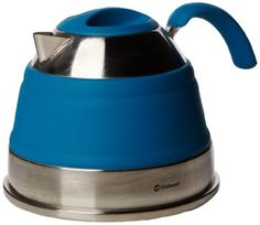 Outwell Collaps Kettle - Blue, 1.5 Litre