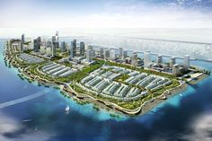 A New Archipelago City To Be Built In Jakarta Bay | INDESIGNLIVE SINGAPORE