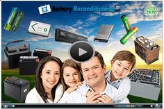 Battery Reconditioning - EZ Battery Reconditioning - Video Frame - Save Money And NEVER Buy A New Battery Again