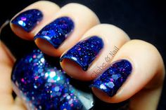 Globe & Nail: KBShimmer Winter Collection