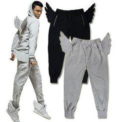 adidas Jeremy Scott Wings PANTS and coat 3