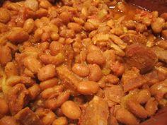 Lulu's Cocina: Portuguese Beans