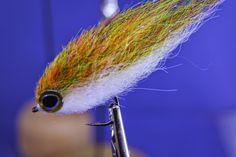 Chasing Silver .org   Predator fly tying