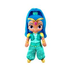 This soft Shine doll is sure to bring magic to every little genie's playtime. Shine arrives in her signature teal genie outfit and golden bejeweled headband. Little ones will love to brush her long bl...