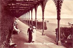 Postcards of the Past - Vintage Postcards of Brighton, Sussex