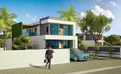 208 - projetos de casas - Florianòpolis