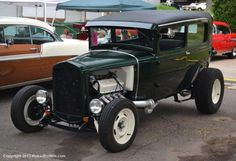 40th Annual Back to the 50's Weekend-June 21-23, 2013   Hotrod Hotline