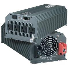 TRIPP LITE PV1000HF 1,000-Watt PowerVerter(R) Compact Inverter for Trucks