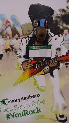 Rnrvb Yourock Runnraise Everydayhero Us Rock N Roll Virginia Beach Half Marathon