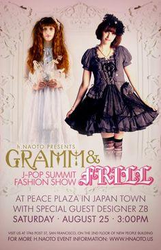 J-Pop Summit Fashion Show