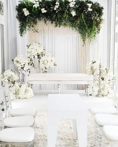 New Wedding Ceremony Seating Centerpieces 59 Ideas Wedding Backdrop Design, Wedding Reception Backdrop, Simple Wedding Decorations, Engagement Decorations, Backdrop Decorations, Simple Weddings, Wedding Set Up, Garden Party Wedding, Dream Wedding