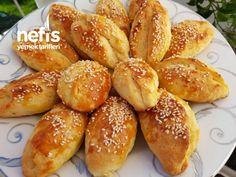 Kıyır Kıyır Pastane Poğaçası - Nefis Yemek Tarifleri - Hilal