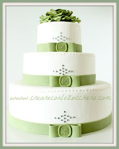 Creare con lo Zucchero: Torte e Cake Topper