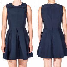 • Keepsake ladylike dream on  navy dress size L • No trades. 100% polyester. Brand new. Keepsake Dresses