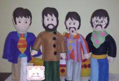 Beatles de feltro