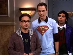 Season 1, Episode 2 - The Big Bang Theory - The Big Bran Hypothesis The Big Bang Theory - The guys ask Penny to watch Superman, but lose her attention when they argue over the movie.