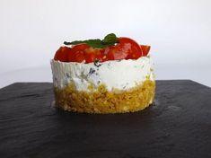 cheesecake salata senza cottura, piatto fresco e leggero