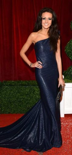 Michelle Keegan nails red-carpet glamour every time!