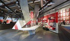 VfB Stuttgart Fan-Center Store by Blocher Blocher, Stuttgart – Germany » Retail Design Blog