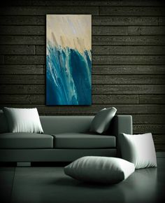 Kunst Malerei ORIGINAL Gemälde Acryl Malerei Abstrakte