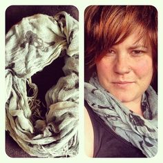 Photo by themommyathome This is my #CREATIVEstyle: my skull scarf When teaching the first grade my students noticed that I wore a lot of skulls. It became my thing. They thought it was funny and I loved to entertain them. Quite often when they would buy me a teacher gift it would somehow incorporate my love of skulls. This scarf was one of said gifts and has been in regular rotation as part of my wardrobe since receiving it 4 years ago. @Jessica Grinsteinner Barley @Oh My! Handmade