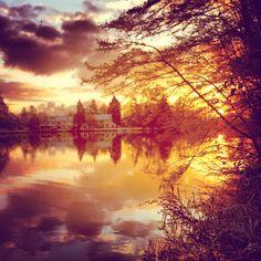 Lake King (Koningsvijver) Hengelo.