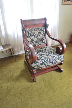 Speed dating rocking chair