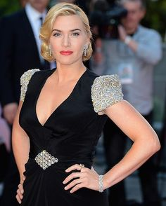 "Kate Winslet being awesome. I don´t know if i have to pin this at ""make up"", ""hair"", ""fashion"" or ""imaginary friends"" boards."