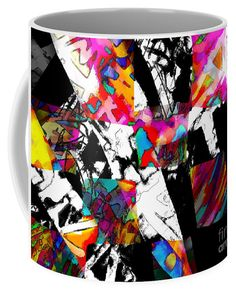 Check Me Out Coffee Mug by Expressionistart studio Priscilla Batzell.  Small (11 oz.)