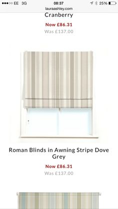 Living room blind