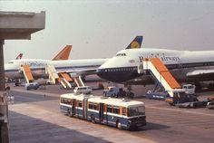 Vintage flight ramp