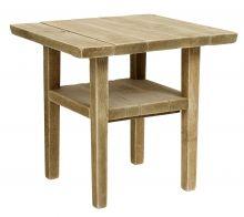 NATURE sidetable, wood, L | Nordal.eu