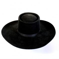 fb0491afb53 This vintage cowboy hat is a Resistol 5 X beaver in buckaroo style. The  inside hat band is stamped Nudie s Rodeo Tailor North Hollywood