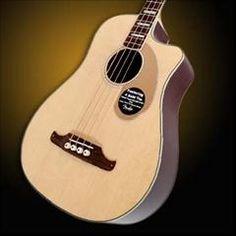 HelloMusic: Fender Kingman Bass SCE - Natural