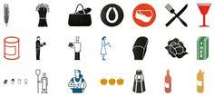 Gerd Artnz Graphic Designer: The Visual Legacy of 4,000 Symbols   Brain Pickings