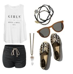 Daily outfit by aghistata on Polyvore featuring polyvore, fashion, style, MANGO, Abercrombie & Fitch, Feather & Stone, Givenchy and Shwood