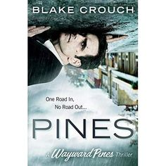 Definitely sci-fi/thriller, really enjoyed the whole series. 4.5 stars.  Amazon.com: wayward pines: Books