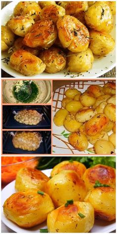 Chicken Lunch Recipes, Easy Soup Recipes, Potato Recipes, Food Dishes, Side Dishes, Healthy Cooking, Cooking Recipes, Dinner Rolls Recipe, Good Food