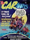 Trosley Cartoons   ... Magazine with cover art from illustrator /cartoonist George Trosley