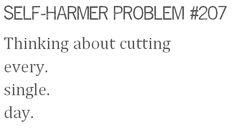 self harmer prob