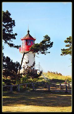 Little Lighthouse - Hiddensee, Mecklenburg-Vorpommern, Germany